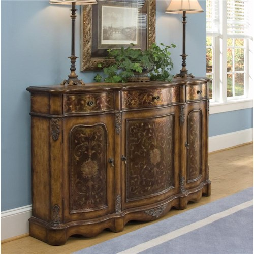 Pulaski Furniture Accents Crete Credenza