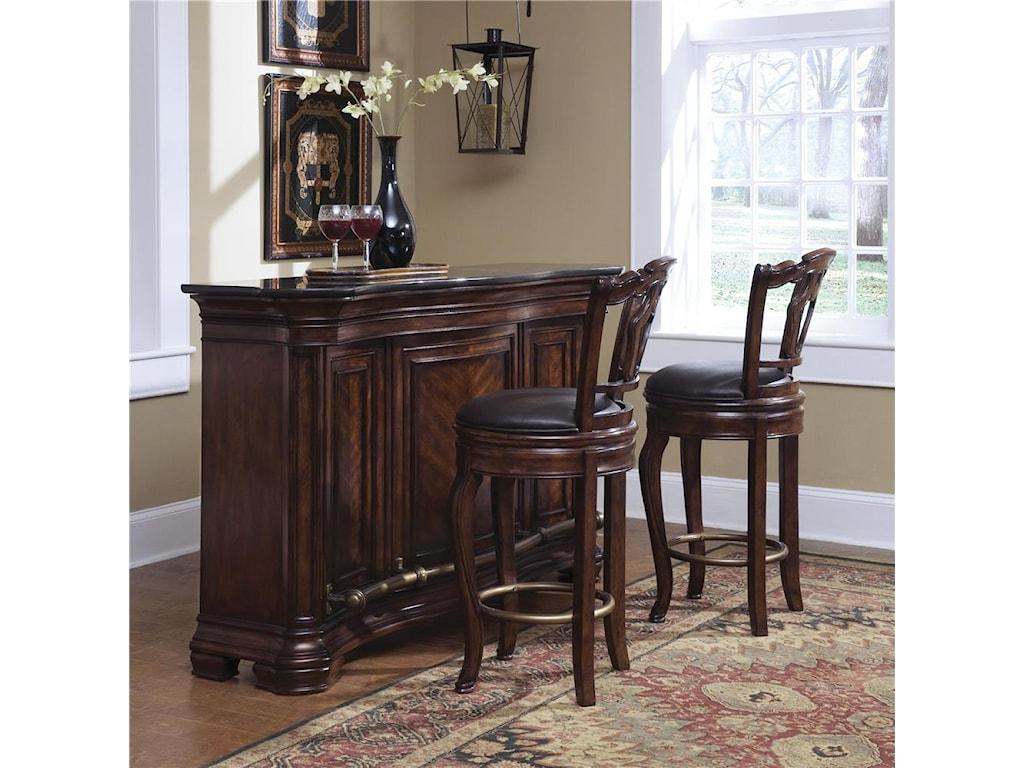 Pulaski Furniture AccentsBar Set with Stools