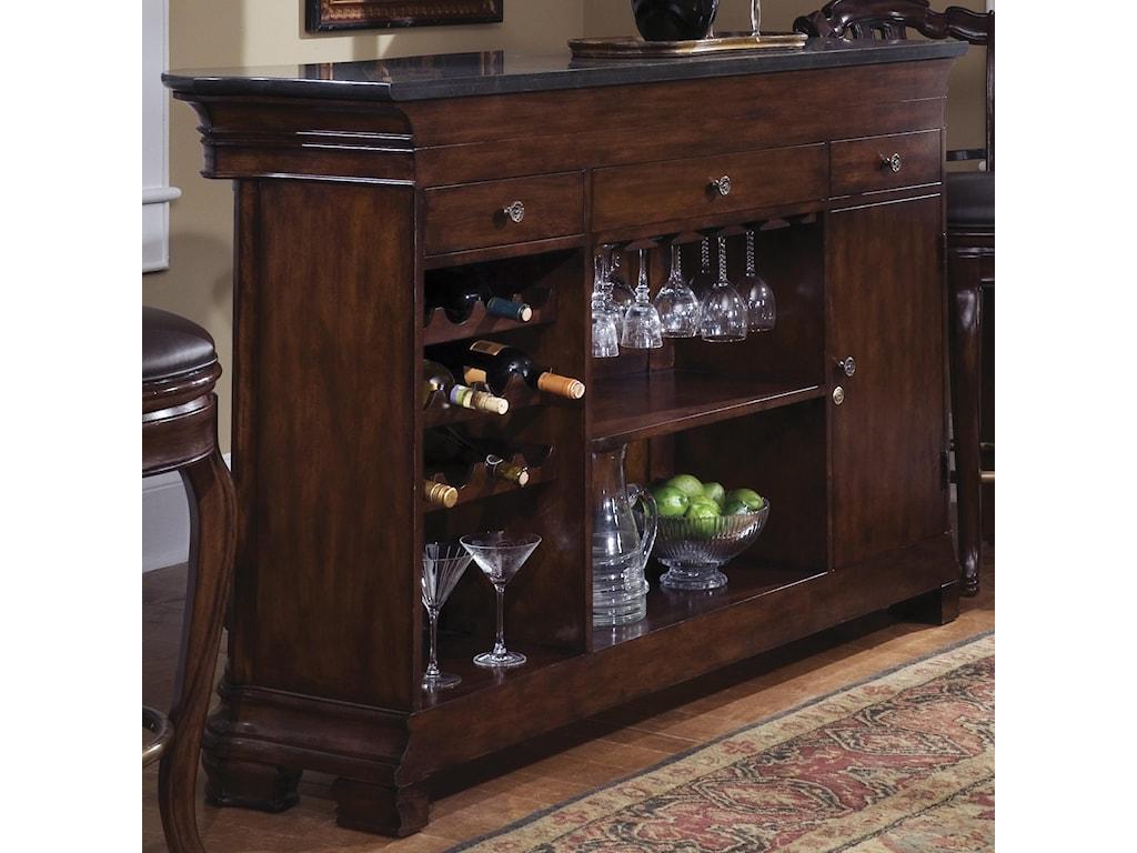 Pulaski Furniture AccentsToscano Vialetto Bar