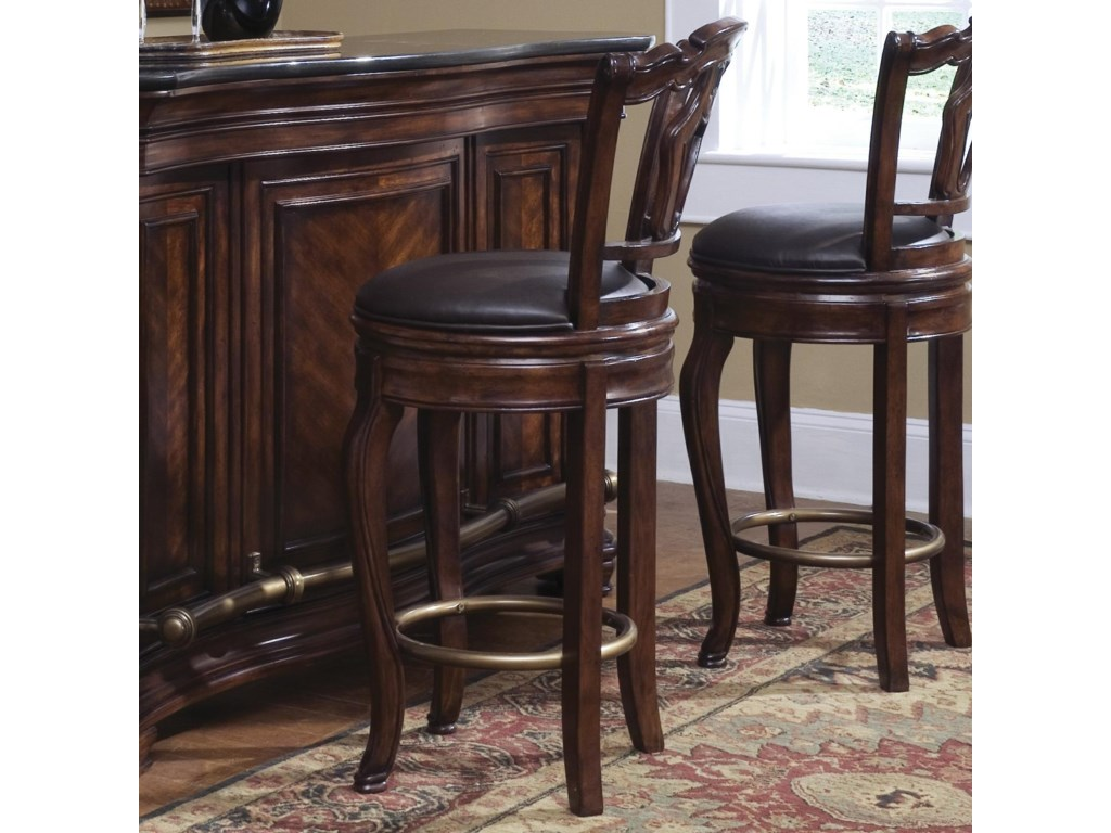 Pulaski Furniture AccentsToscano Vialetto Bar Stool