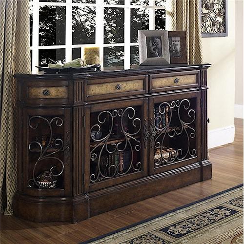 Pulaski Furniture Accents Carmel Credenza