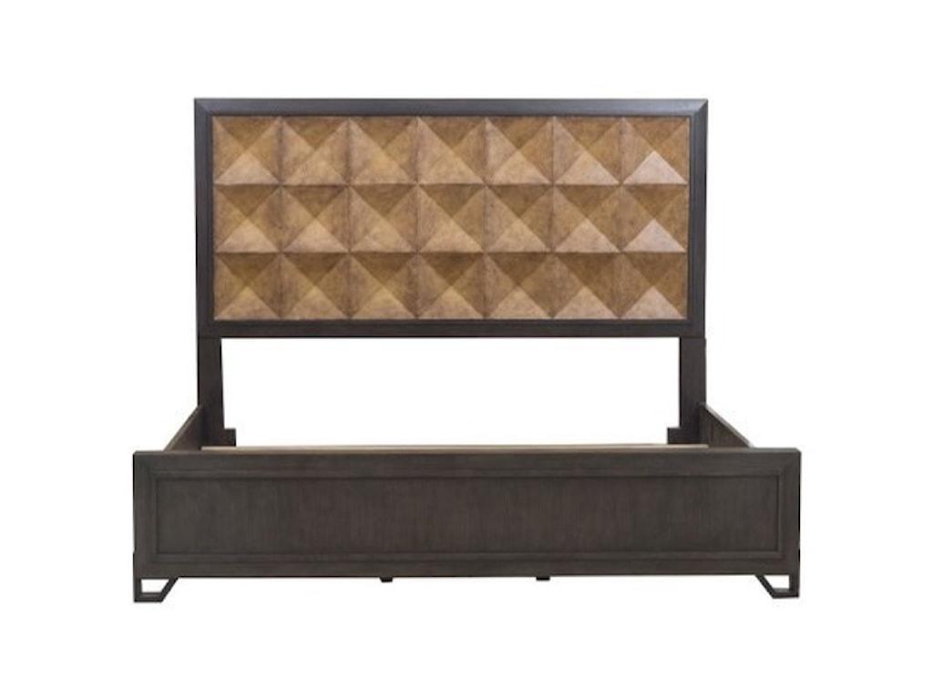 Pulaski Furniture HudsonQueen Bed