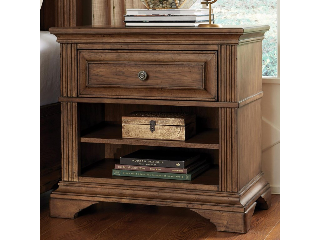 Pulaski Furniture Jackson LakeOpen Nightstand