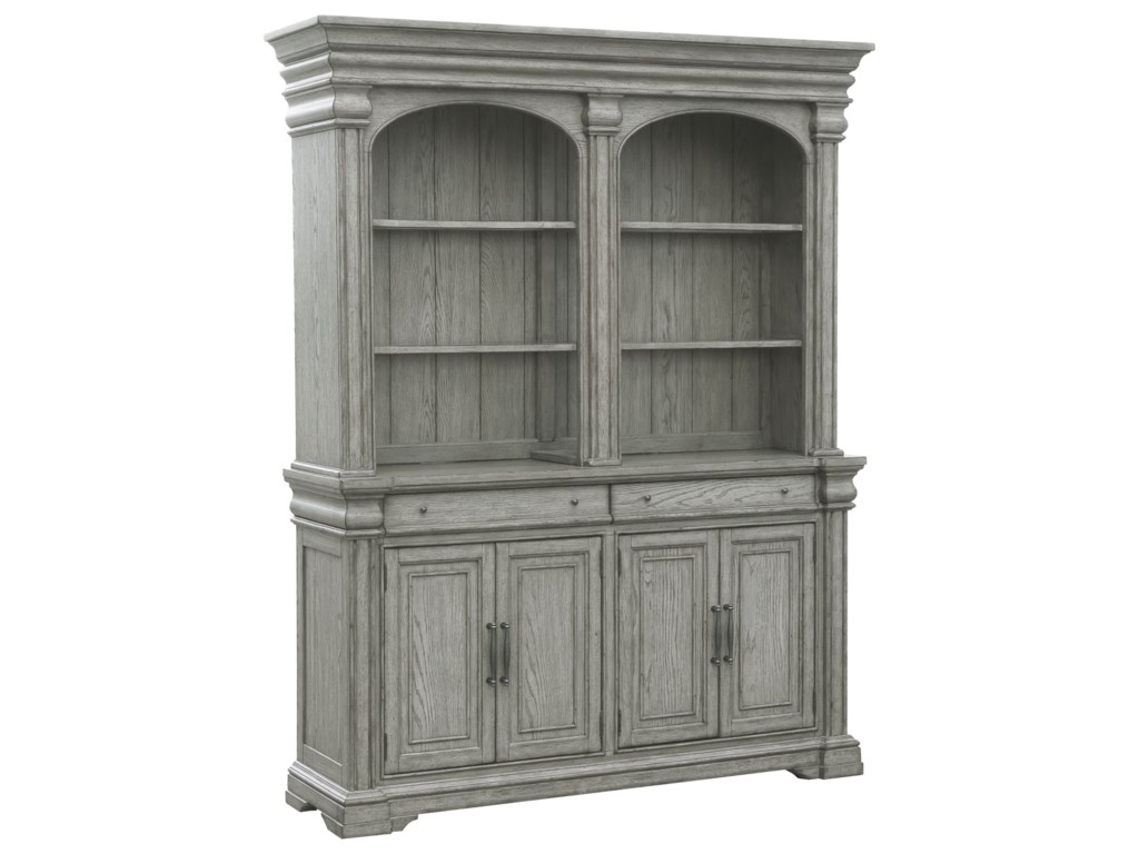 Pulaski Furniture Madison RidgeServer and Hutch