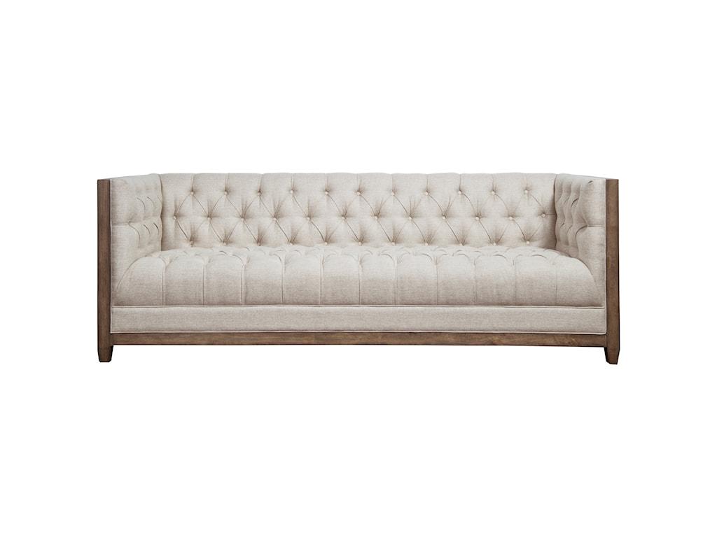 Pulaski Furniture Modern AuthenticsDeconstructed Sofa ...