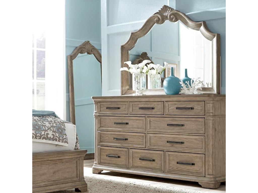Pulaski Furniture MontereyDresser