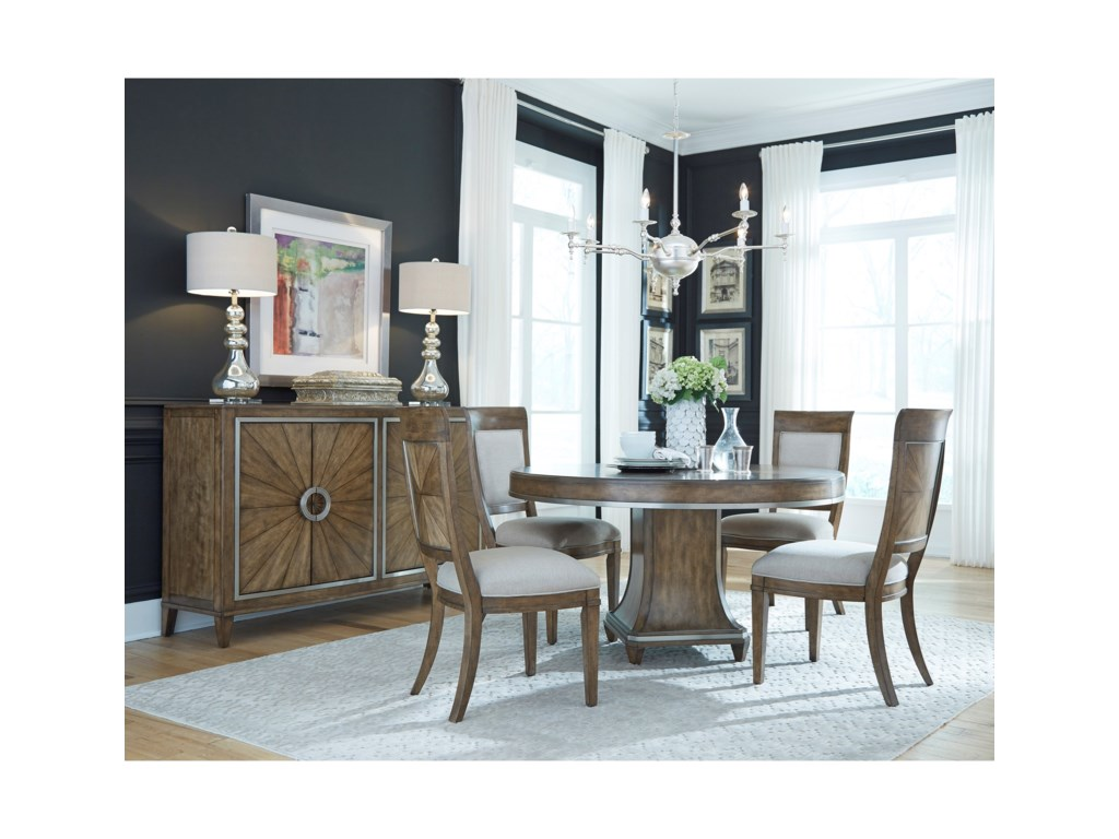 Pulaski Furniture MysticCasual Dining Room Group