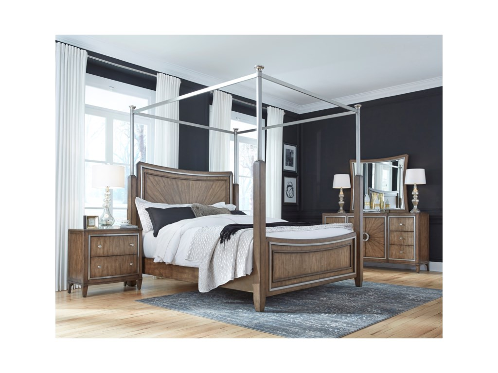 Pulaski Furniture MysticCalifornia King Bedroom Group