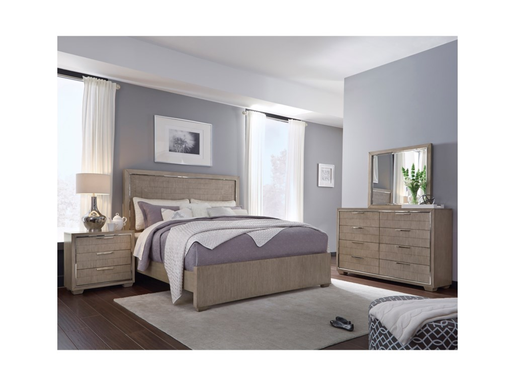 Pulaski Furniture NewportKing Bedroom Group