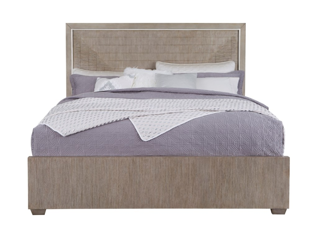Pulaski Furniture NewportQueen Panel Bed