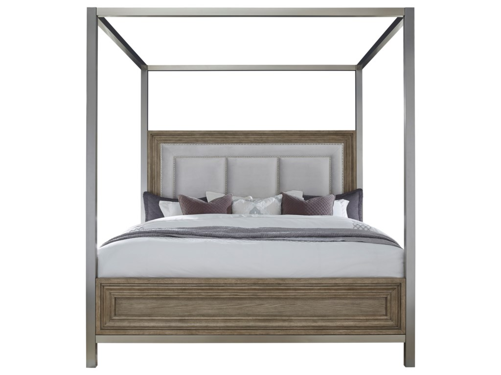 Pulaski Furniture Park PlaceQueen Canopy Bed
