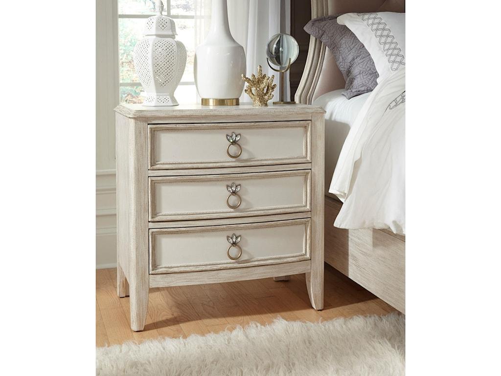 Pulaski Furniture ReeceDrawer Nightstand