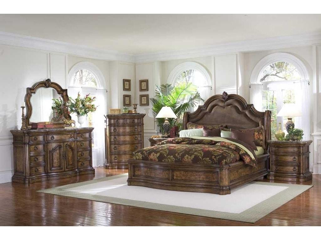 San Mateo Queen 11 Piece Bedroom Group