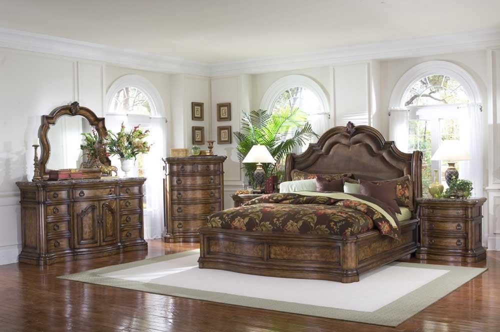 Genial Pulaski Furniture San Mateo Queen 6 Piece Bedroom Group