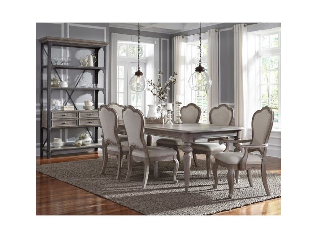 Pulaski Furniture Simply CharmingDining Room Group