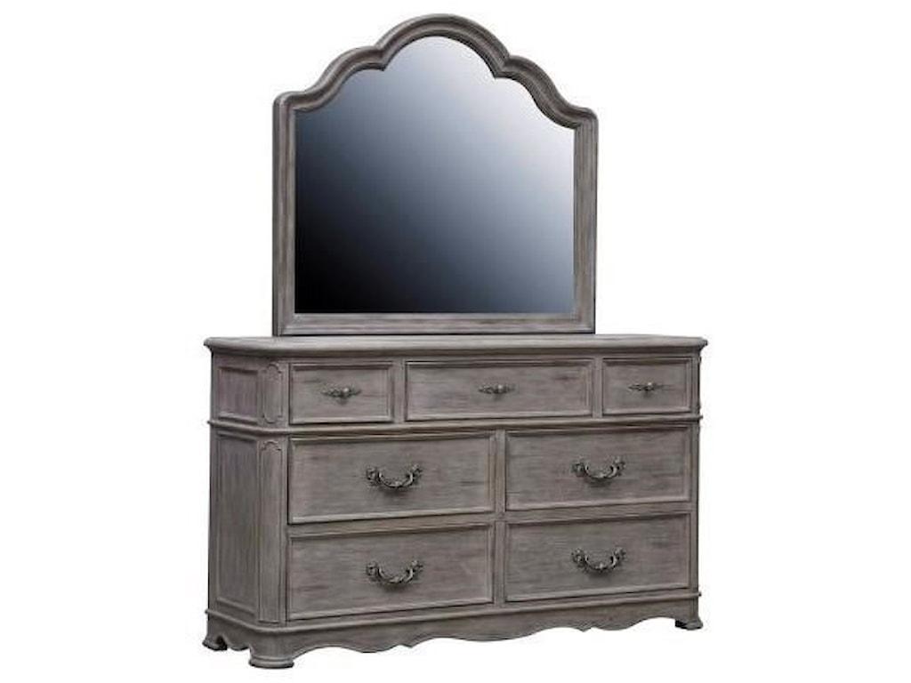Pulaski Furniture Simply CharmingMirror