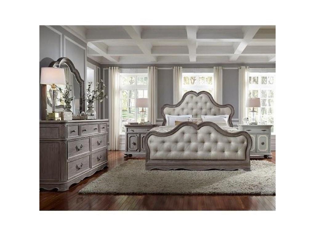 Pulaski Furniture Simply CharmingBed Chest
