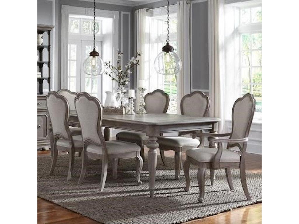 Pulaski Furniture Simply Charming7-Piece Dining Set