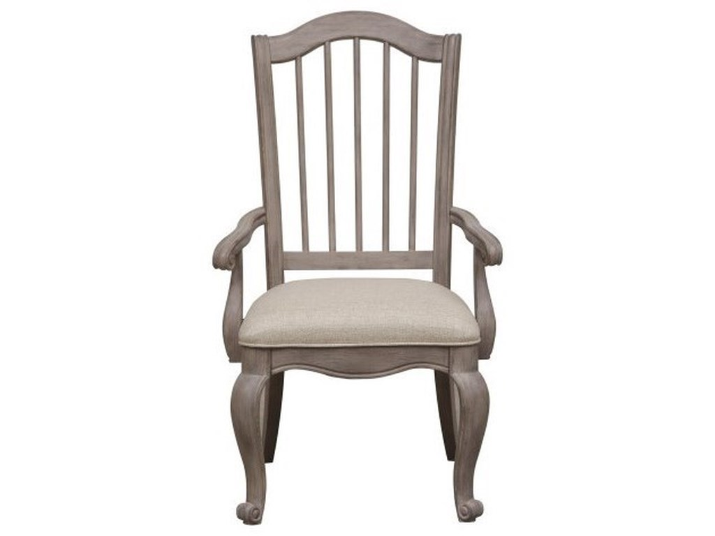 Pulaski Furniture Simply CharmingDining Arm Chair 2-Pack
