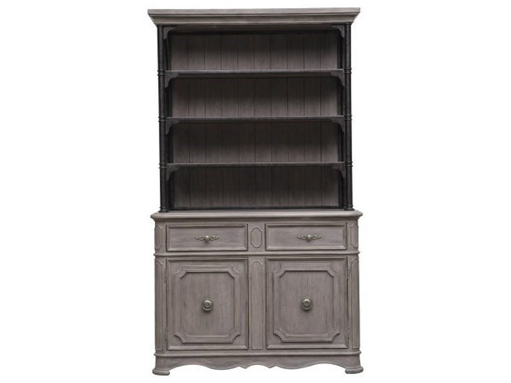 Pulaski Furniture Simply CharmingSideboard and Hutch