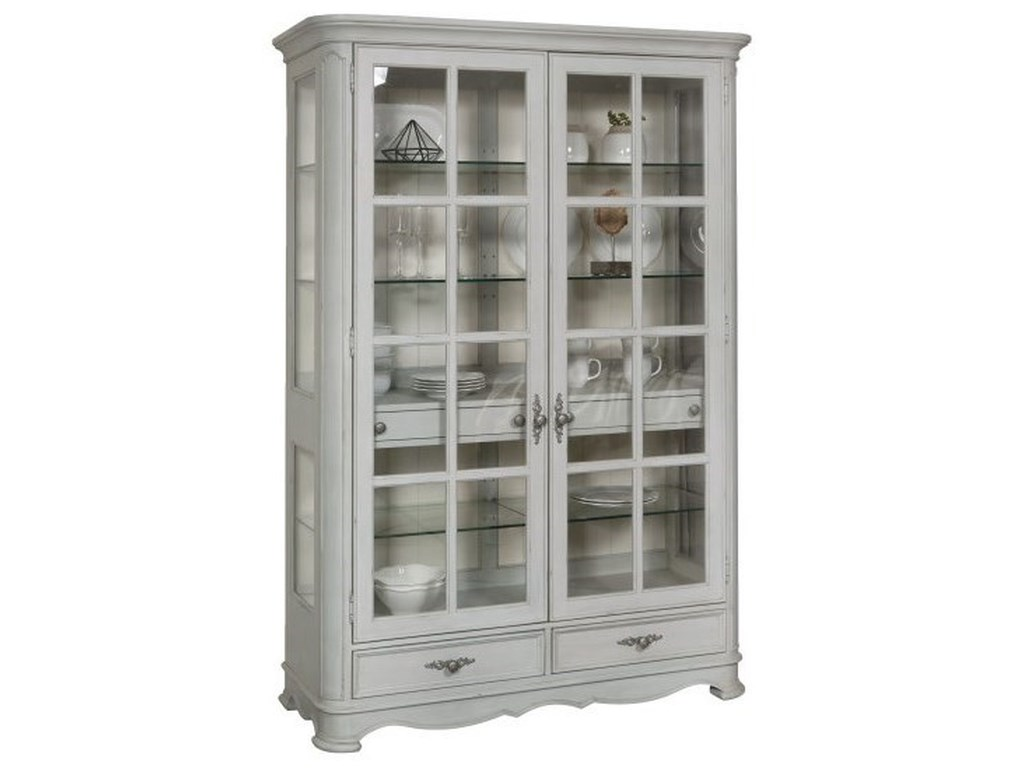 Pulaski Furniture Simply CharmingCurio Cabinet
