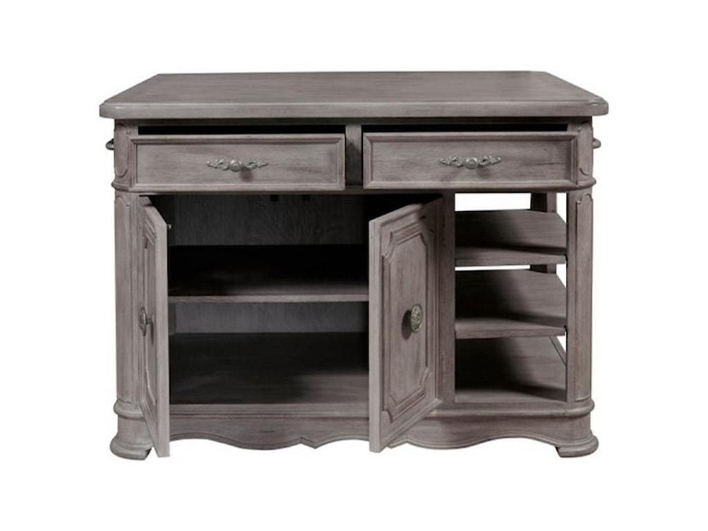 Pulaski Furniture Simply CharmingKitchen Island