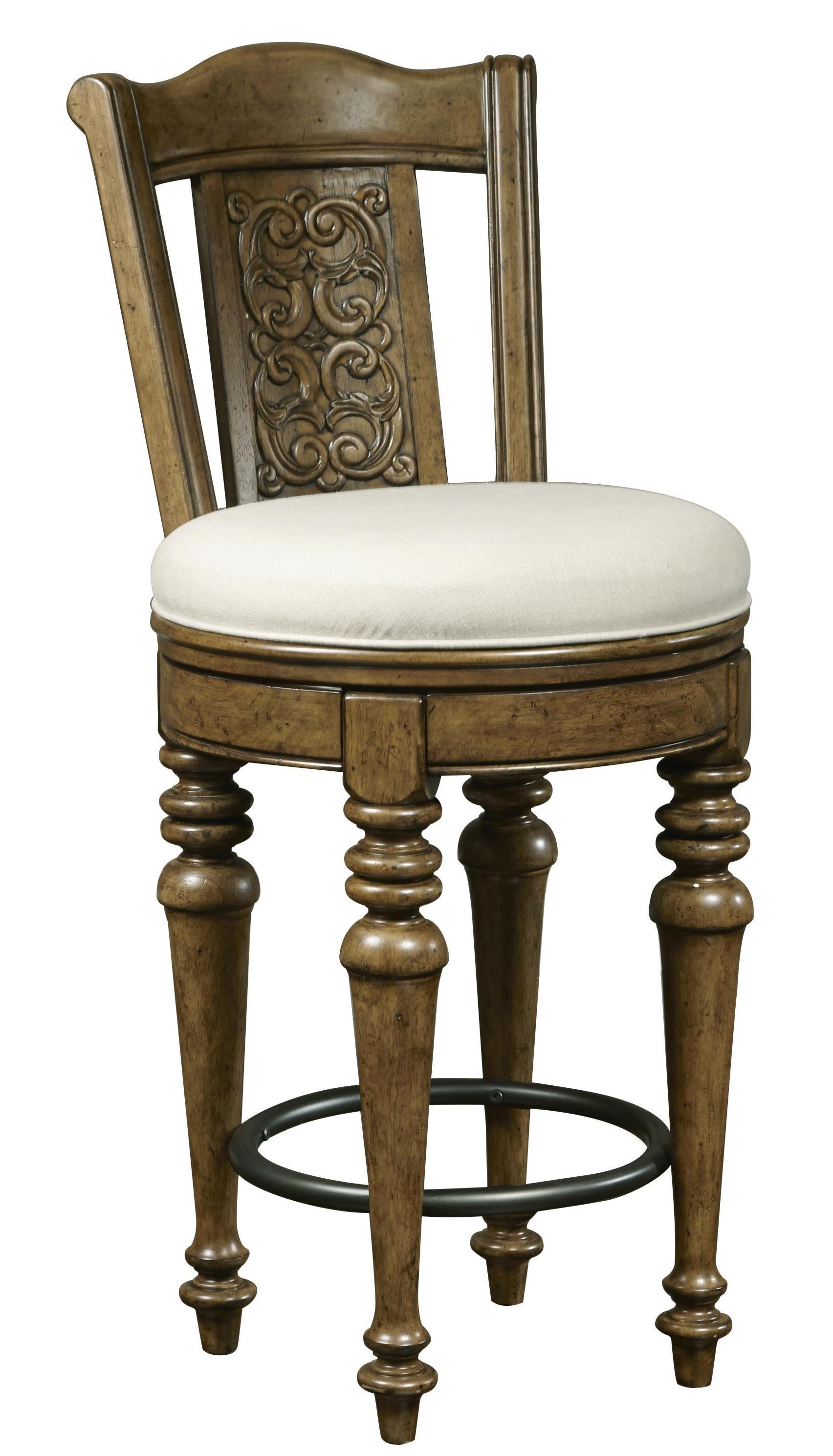Merveilleux Pulaski Furniture StrattonBar Stool ...