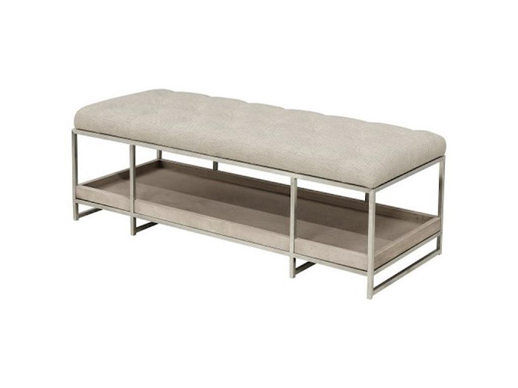 Pulaski Furniture Sutton PlaceBed Bench