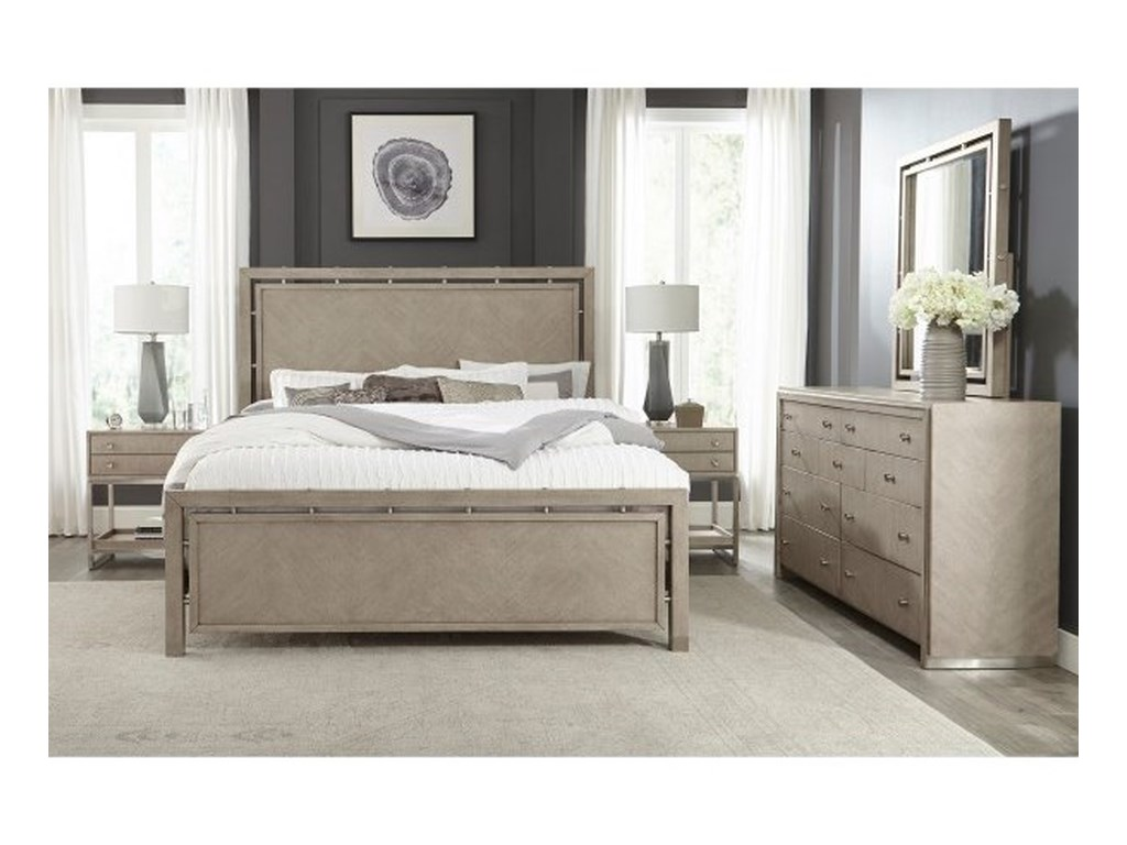 Pulaski Furniture Sutton PlaceQueen Bed