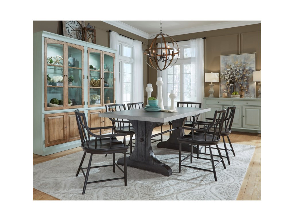 Pulaski Furniture The Art of DiningFormal Dining Room Group