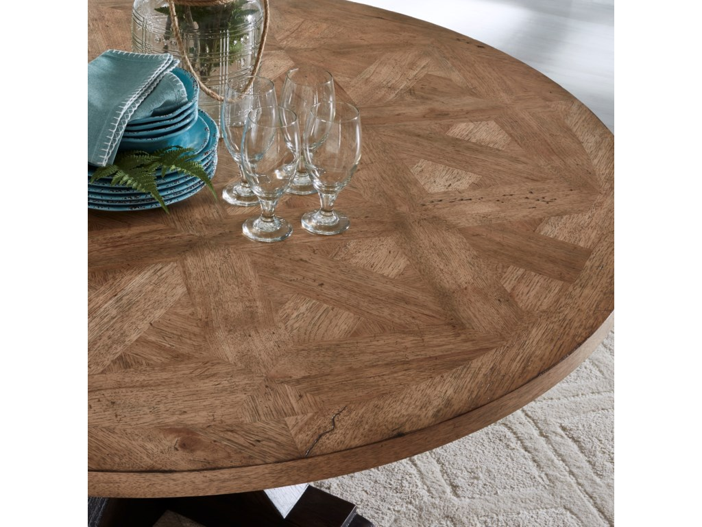 Pulaski Furniture The Art of DiningRound Dining Table