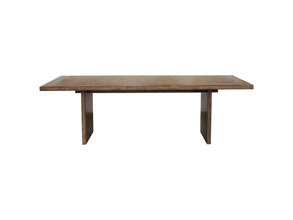 Pulaski Furniture The Art of DiningRectangular Block Table