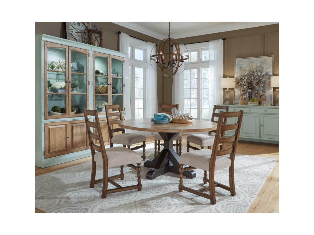Pulaski Furniture The Art of DiningSide Chair