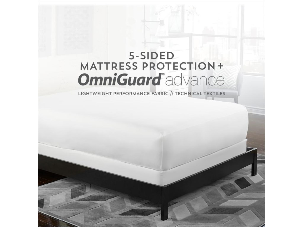 PureCare 5 Sided Mattress ProtectorQueen Mattress Protector