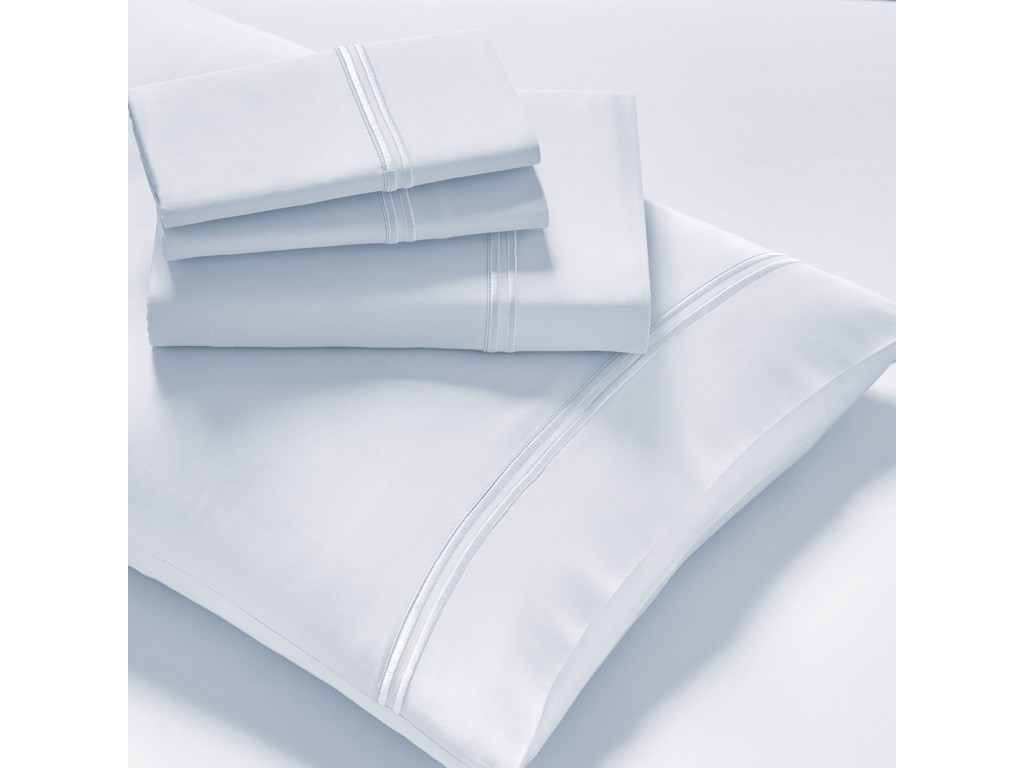 PureCare Elements Modal Light Blue Twin XL Sheet Set