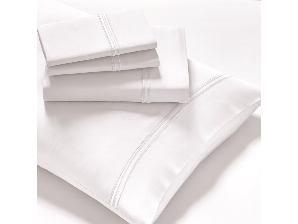 PureCare Elements Modal WhiteCal King Sheet Set