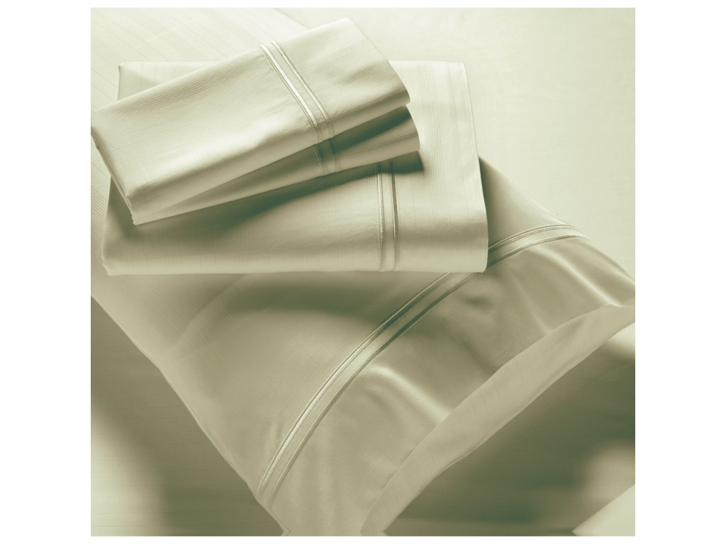 PureCare Elements Bamboo SageKing Sheet Set