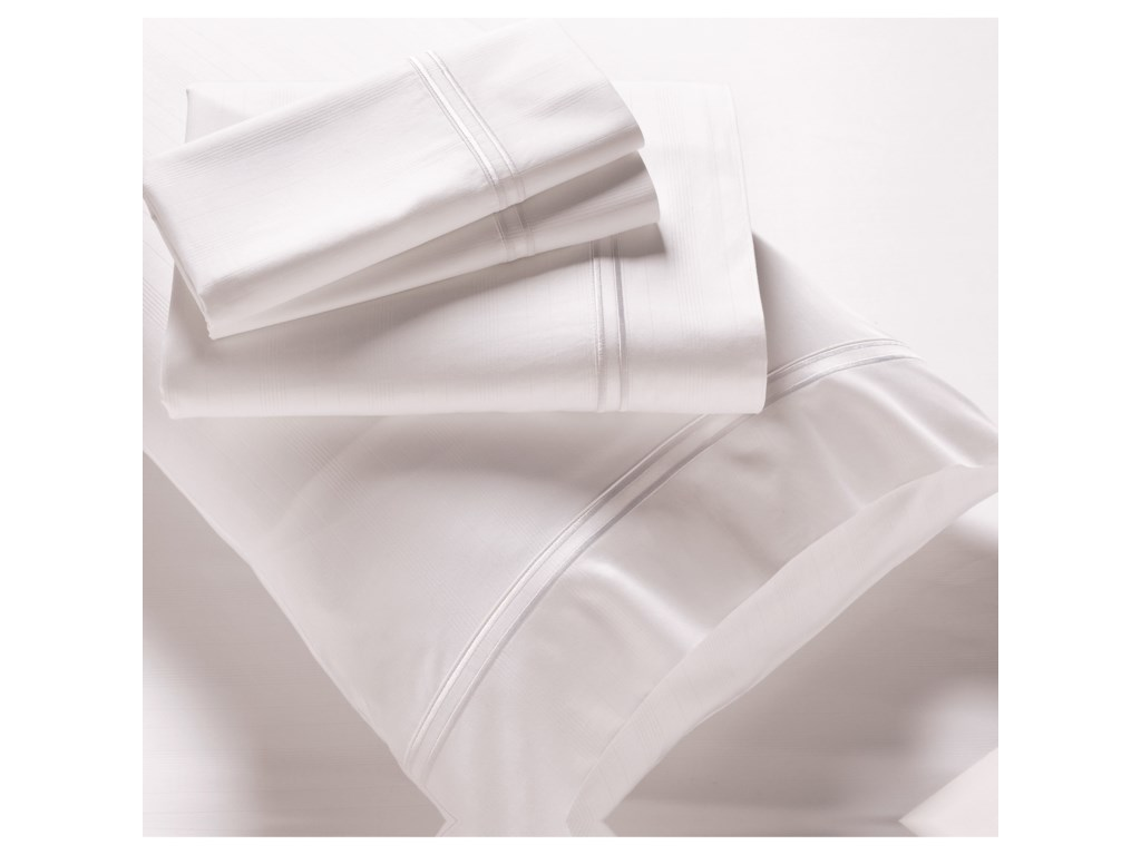 PureCare Elements Bamboo WhiteCal King Sheet Set