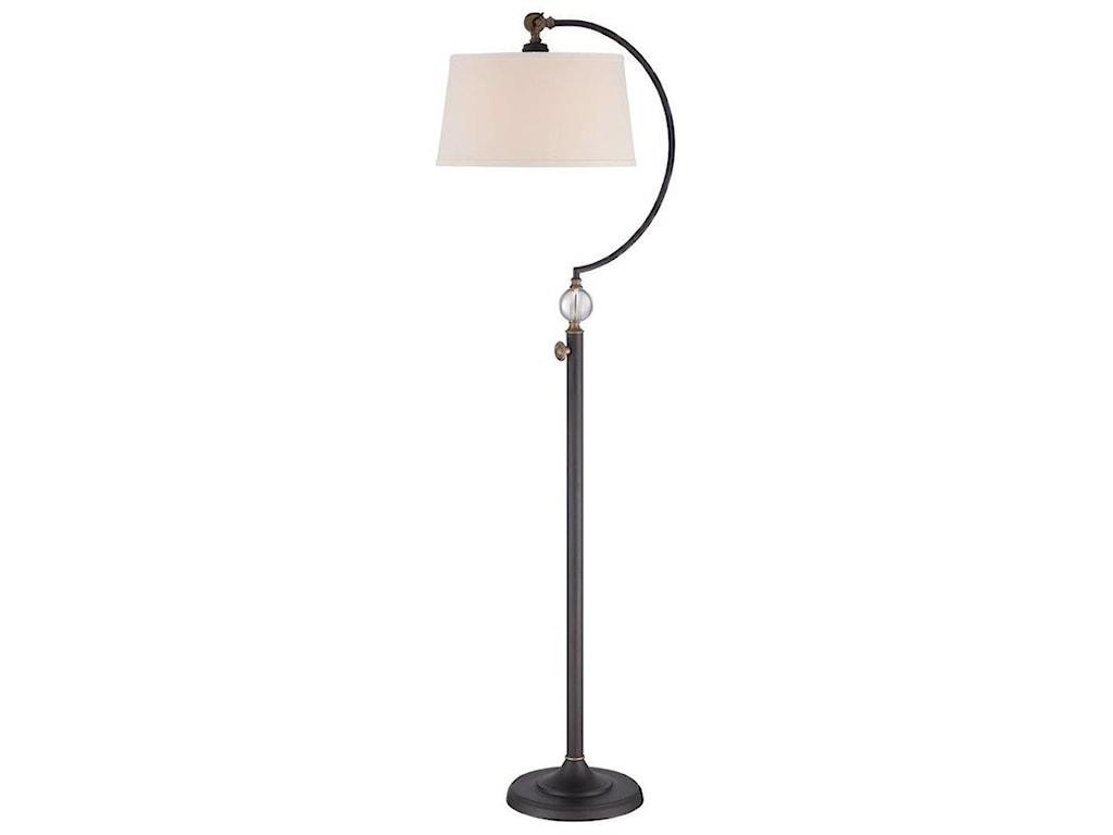 Floor Lamps Bronze Finish Floor Lamp