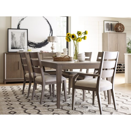 Rachael Ray Home Highline Dining Room Group