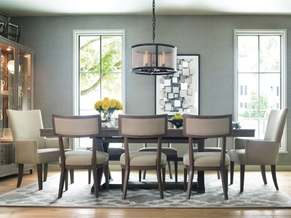 Rachael Ray Home By Legacy Classic High Line Dining Room Group
