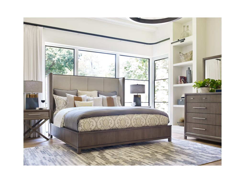 Rachael Ray Home by Legacy Classic HighlineQueen Bedroom Group