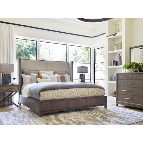 Rachael Ray Home by Legacy Classic High Line King Bedroom Group