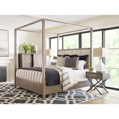 Rachael Ray Home Highline Queen Bedroom Group