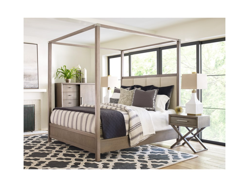 Rachael Ray Home by Legacy Classic High LineQueen Bedroom Group