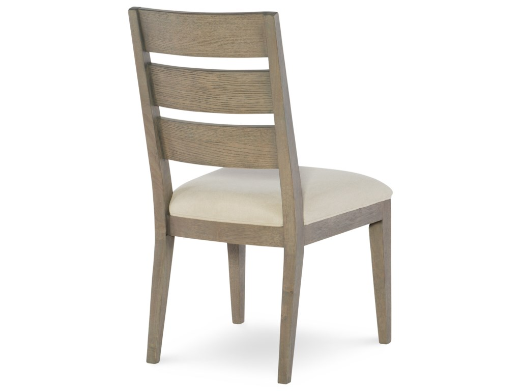 Rachael Ray Home by Legacy Classic HighlineLadder Back Side Chair