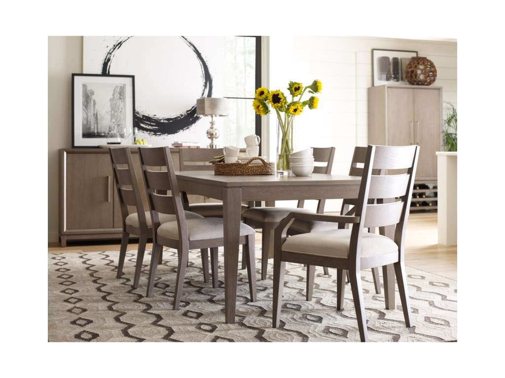 Rachael Ray Home by Legacy Classic High Line7 Piece Dining Set