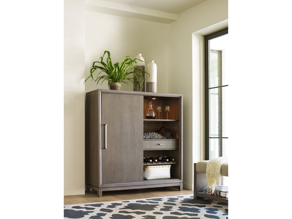 Rachael Ray Home by Legacy Classic High LineSliding Door Chest