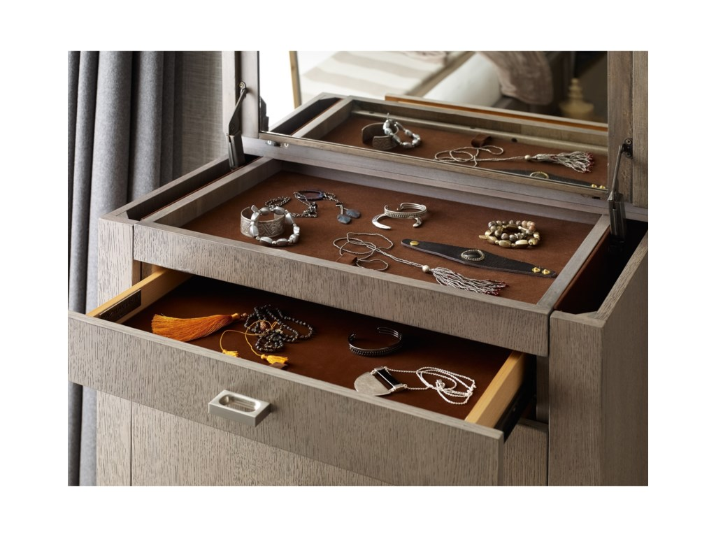 Rachael Ray Home by Legacy Classic High LineJewelry Chest