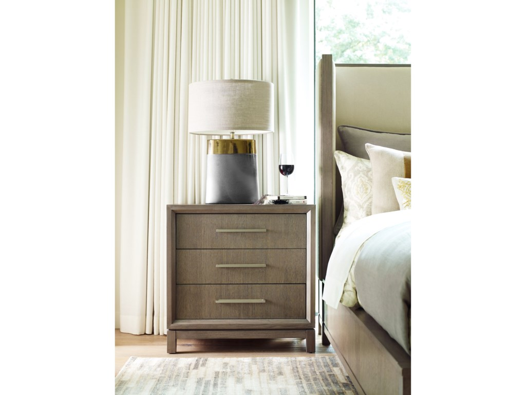 Rachael Ray Home by Legacy Classic High LineNight Stand
